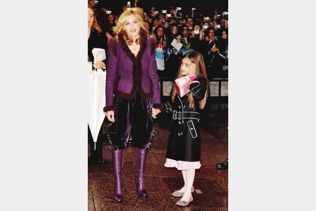 Madonna le 6novembre 2005