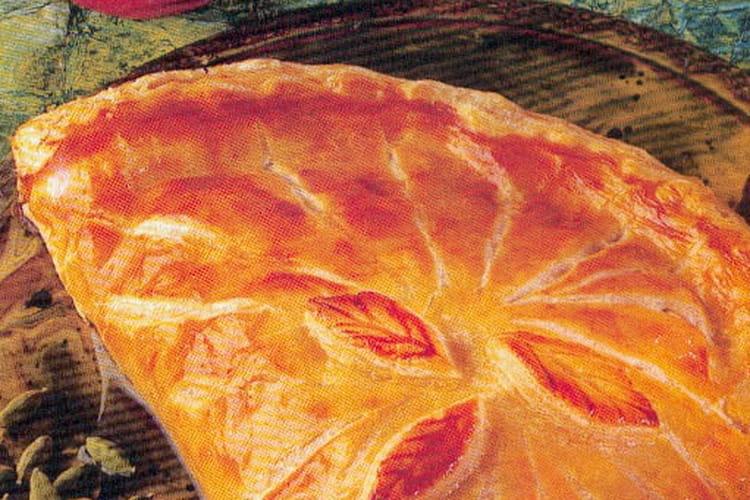 Chausson pomme-poire