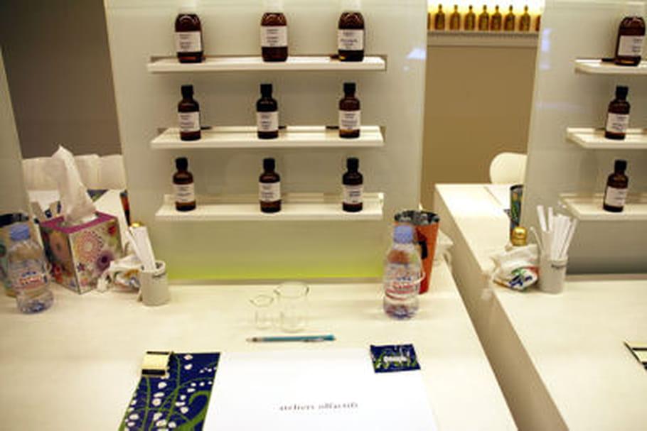 "J'ai testé l'atelier olfactif ""L'apprenti Parfumeur"" de Fragonard"