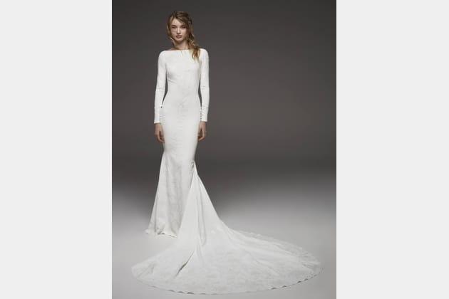 Robe de mariée Helio, Pronovias