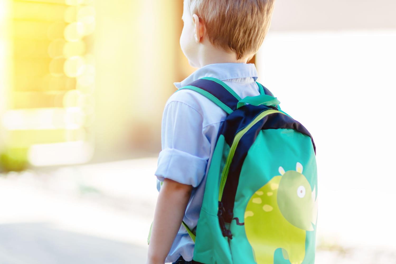 Rentrée en maternelle: comment gérer sa première rentrée?