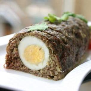 pain de viande de la médina