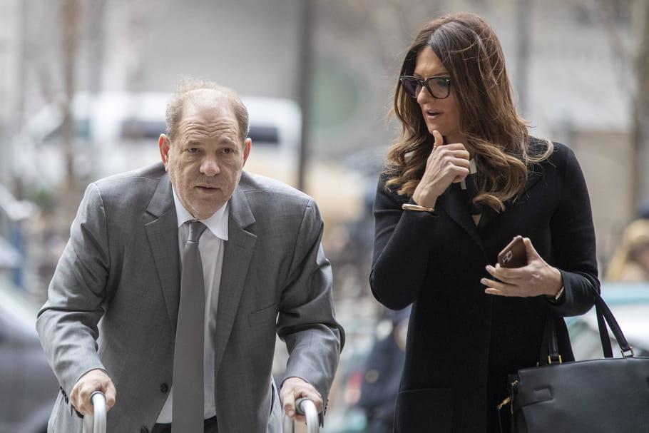 2femmes avocates aux procès Weinstein: Gloria Allred VS Donna Rotunno