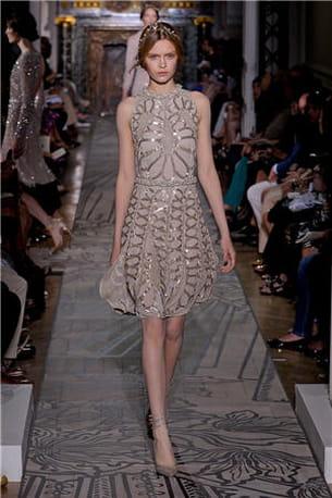 valentino, défilé haute couture automne-hiver 2011-2012