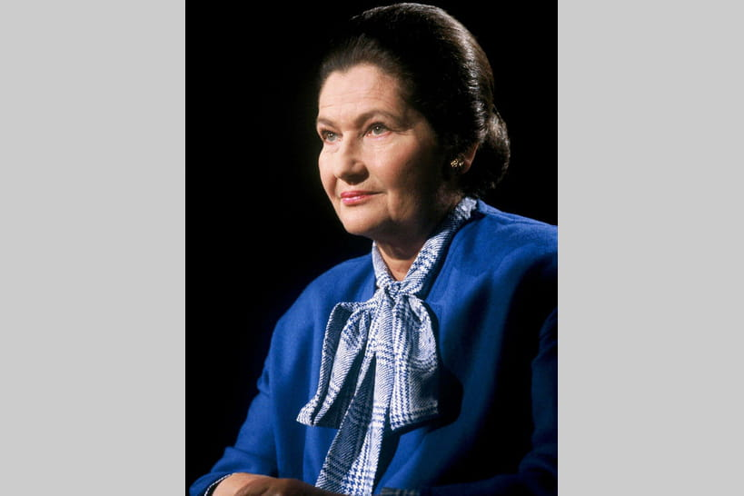 Simone Veil photos
