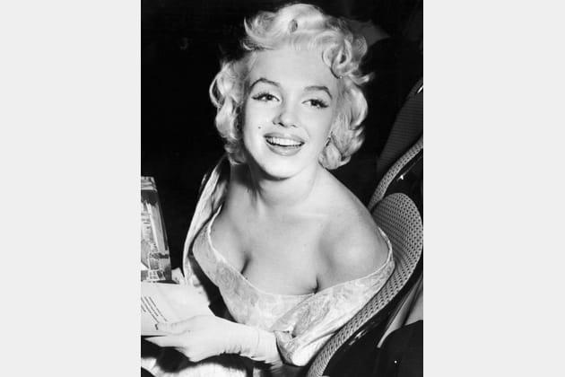 Marilyn Monroe, actrice