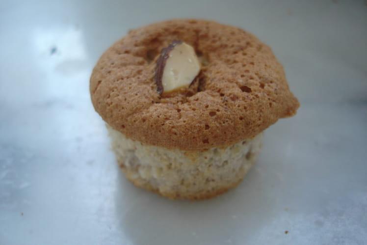 Mini muffins 100% amande