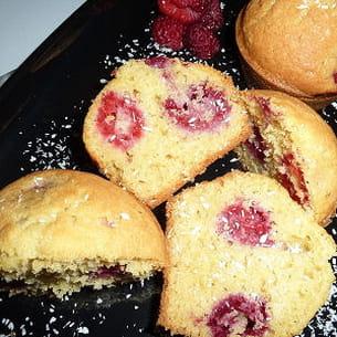 cake framboise coco