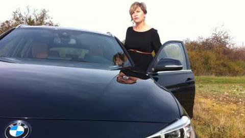 Essai BMW série 3 Touring 2012
