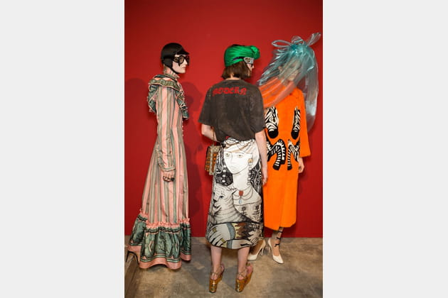 Gucci (Backstage) - photo 62