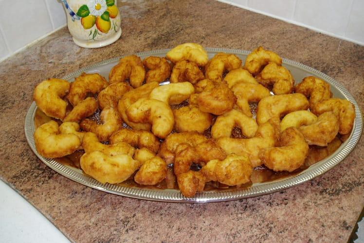 Croissants de pommes de terre