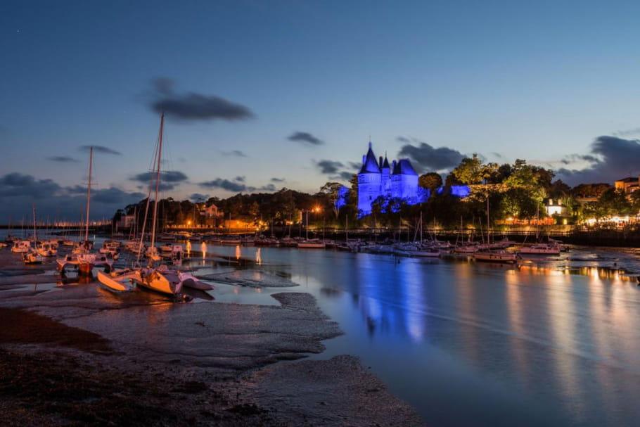 Château Bleu à Pornic: un événement qui conjugue art et musique électro