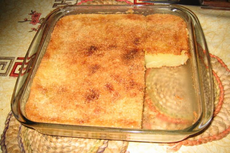 Gâteau au manioc