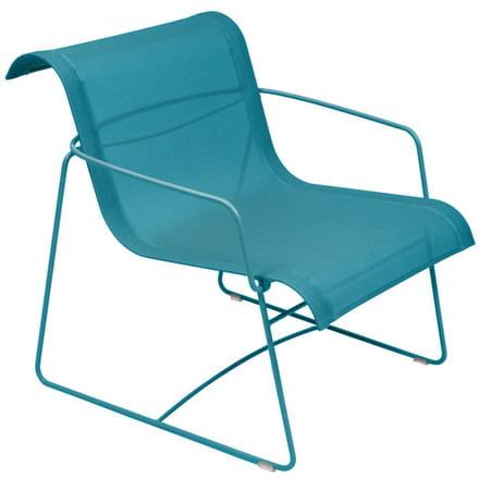 fauteuil ellipse de fermob