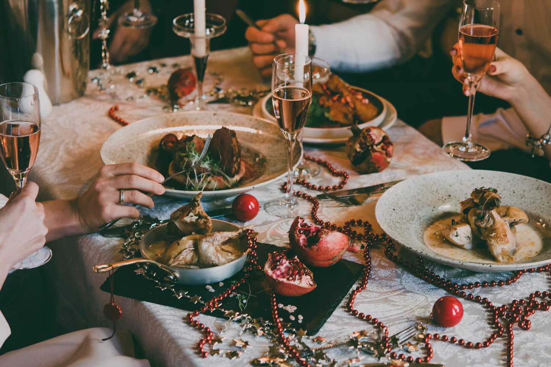 Menu de Noël: idées et recettes pour le repas de Noël
