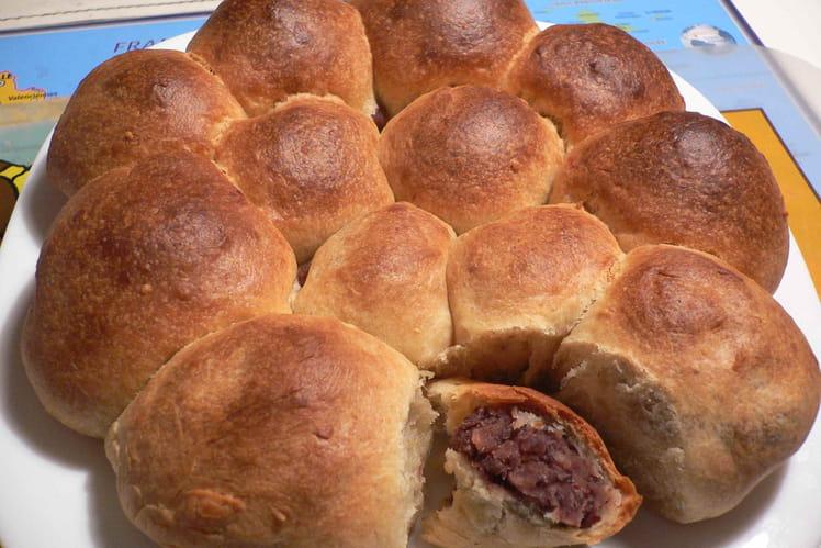 Recette de buchteln aux haricots rouges la recette facile - Cuisiner des haricots beurre ...