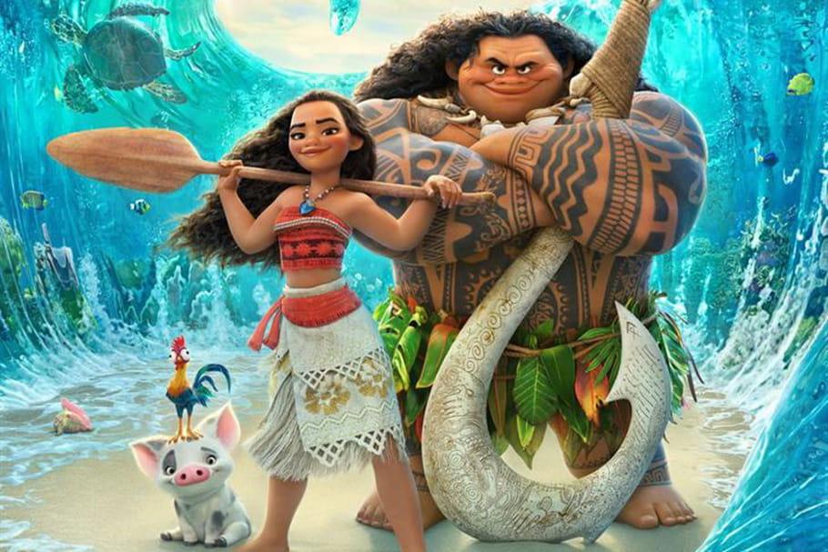 VAIANA et Disney vous donnent rendez-vous au Grand Rex