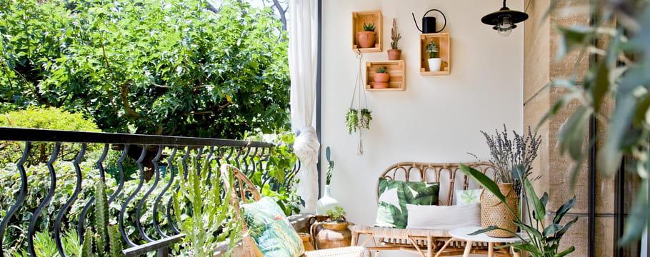 Salon de jardin : idée de décoration