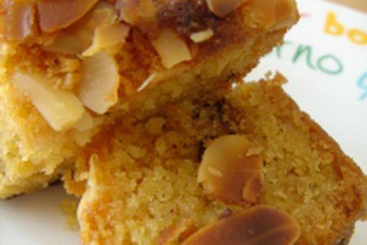 Cake traditionnel aux fruits secs