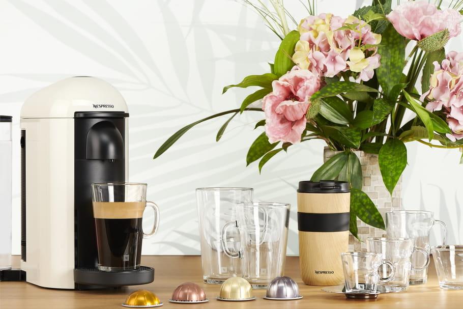Concours: en juin, gagnez 3machines à café Vertuo de Nespresso