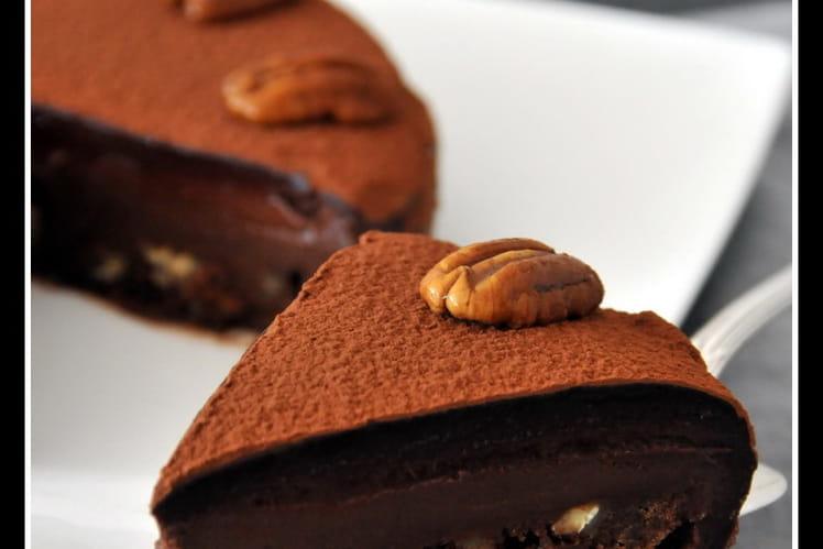 Gâteau 101 % de chocolat