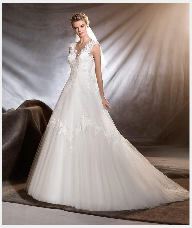 Robe de mariée Olam, Pronovias