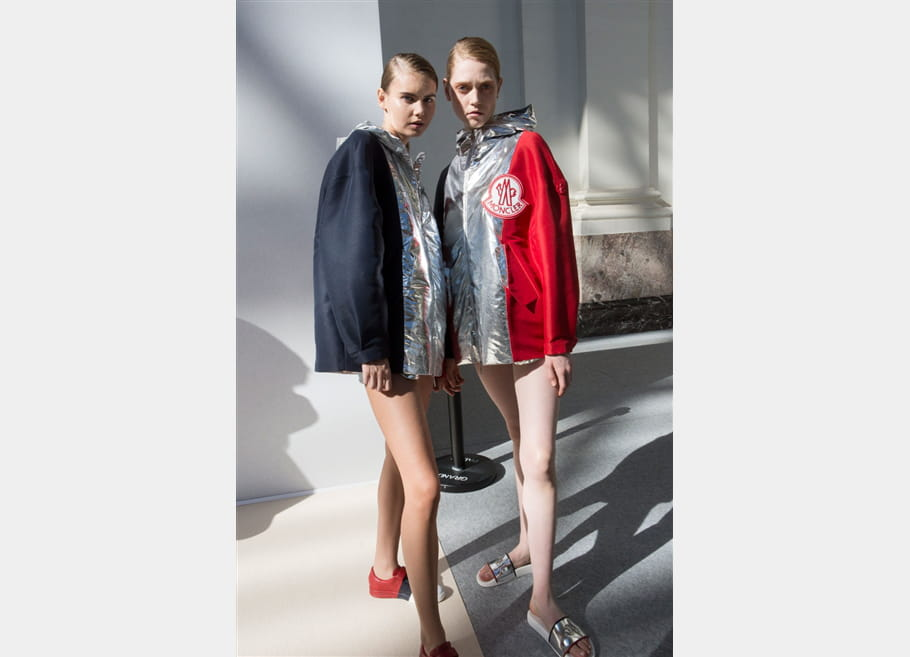 Moncler Gamme Rouge (Backstage) - photo 60