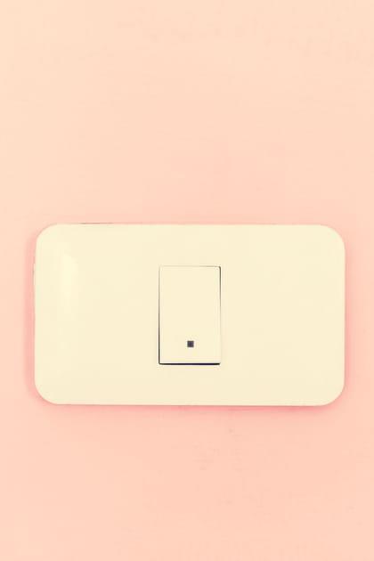 Désinfecter les interrupteurs