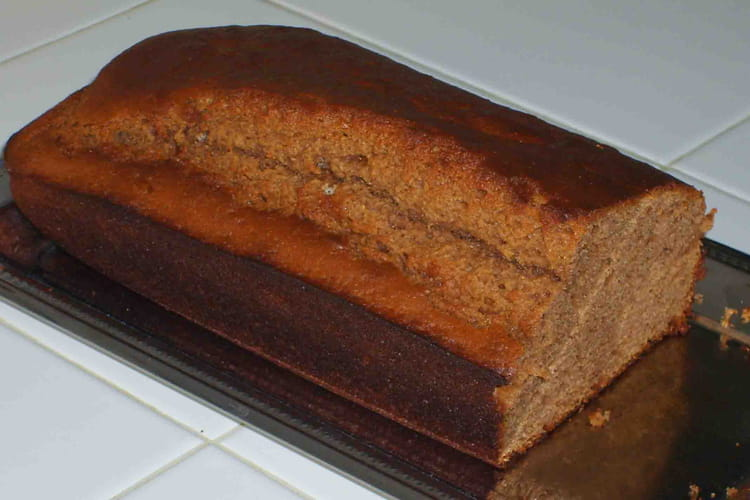 Gâteau à la farine de châtaigne