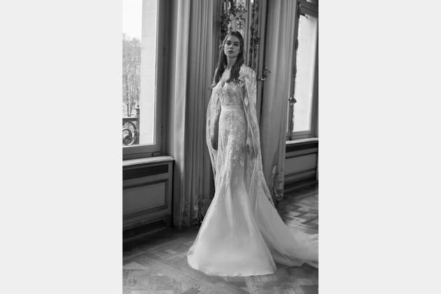 Une robe de mariée glamour