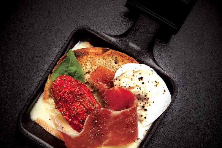 Raclette Bergère au Jambon cru