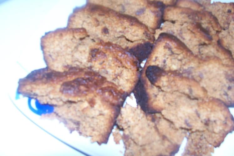 Cake figues-noix-amandes