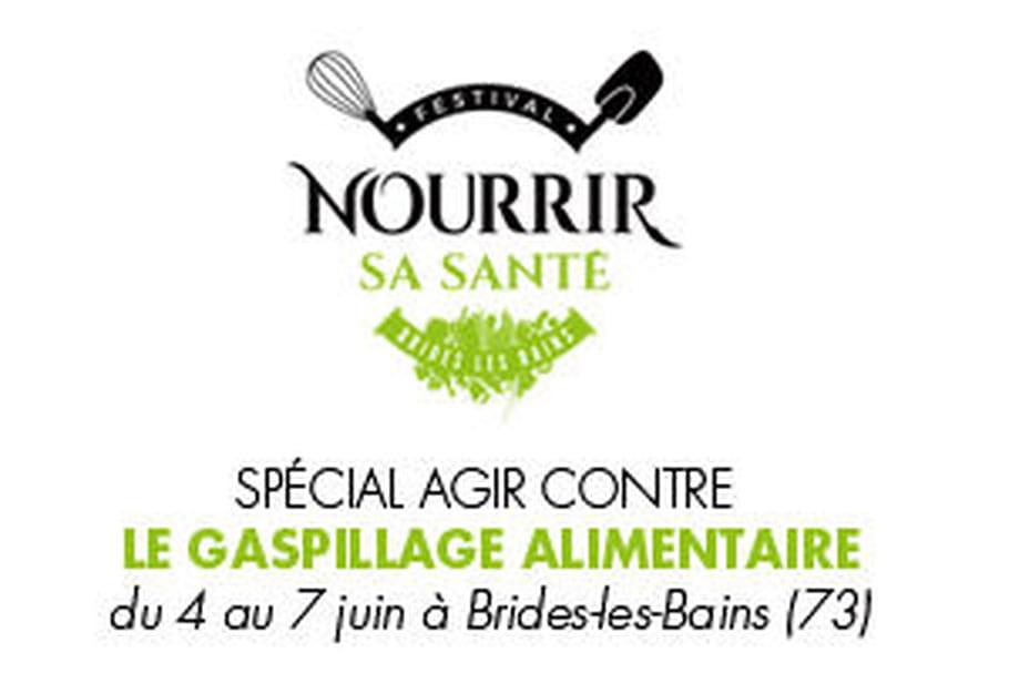 """Le festival """"Nourrir sa santé"""" dit NON au gaspillage alimentaire"""