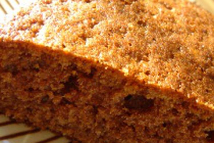 Cake au chocolat et à la cannelle