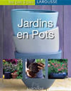 jardins en pots.