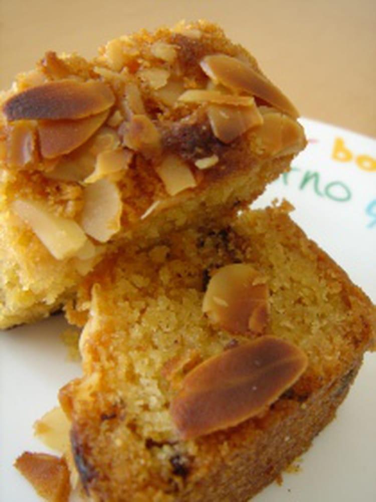Cake Miel Fruits Secs