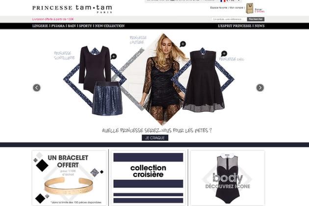 Le e-shop de Princesse Tam.Tam