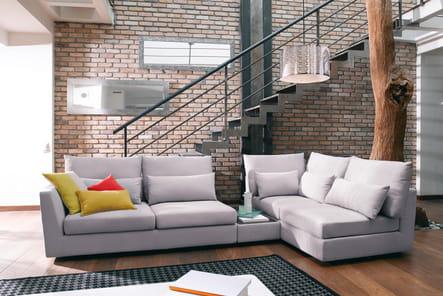canap salma par conforama le canap modulable s 39 adapte toutes nos envies journal des femmes. Black Bedroom Furniture Sets. Home Design Ideas