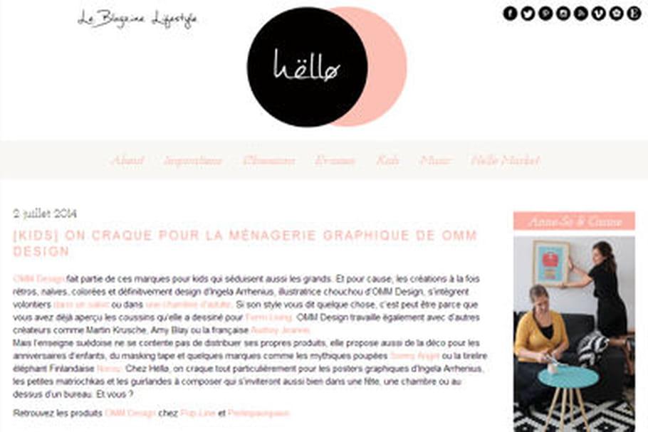 Le blog du moment: Hëllø