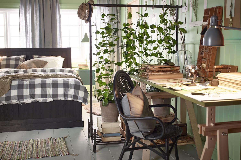 Comment aménager un coin bureau dans une chambre?