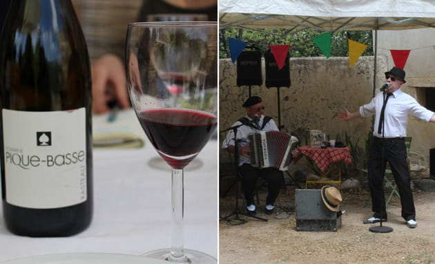 Des vins enchantants
