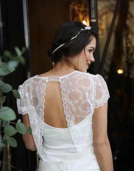 Robe de mariée Perle