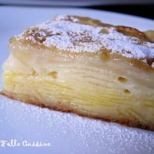 gâteau pommes-poires