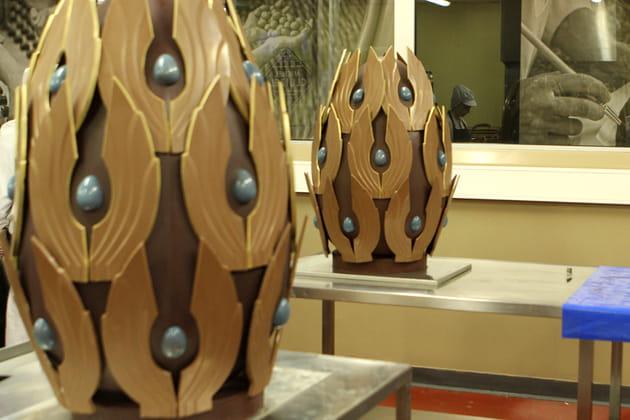 Pour Pâques, la manufacture Cluizel nous ouvre les portes de son atelier