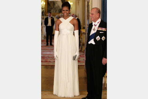 Michelle Obama la soirée du 24mai 2011