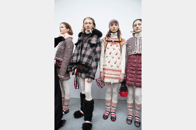 Moncler Gamme Rouge (Backstage) - photo 34