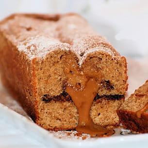 cake aux speculoos
