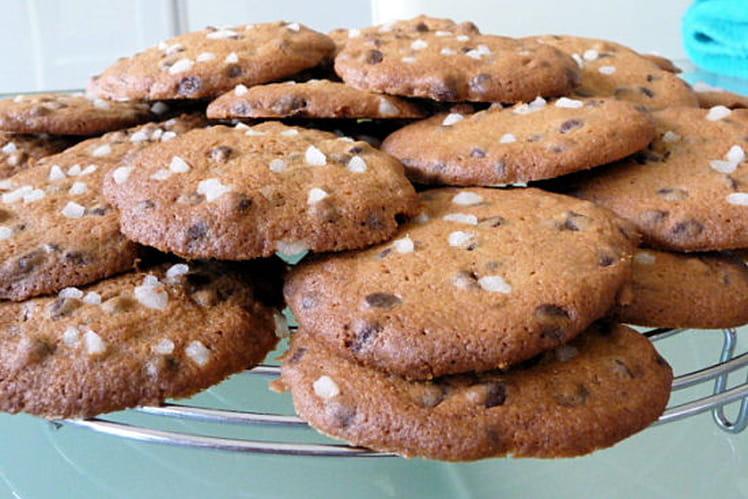 Cookies à la cassonade et aux pépites de chocolat