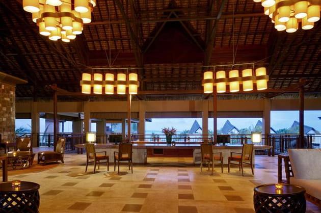 Luxe confidentiel à l?Angsana Balaclava Mauritius