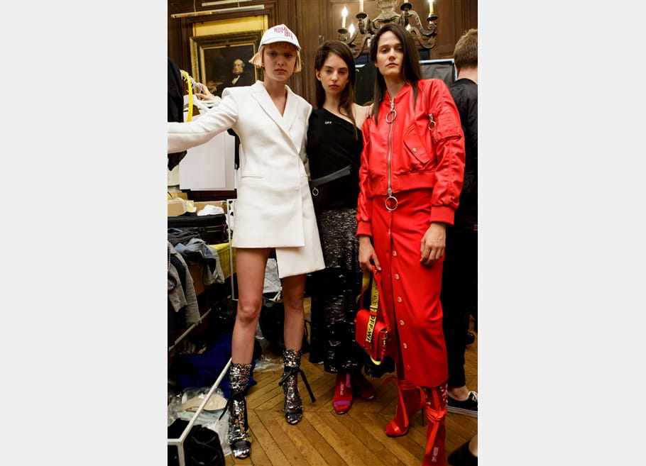 Off-white (Backstage) - photo 28